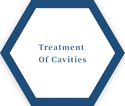 Treatment of cavities